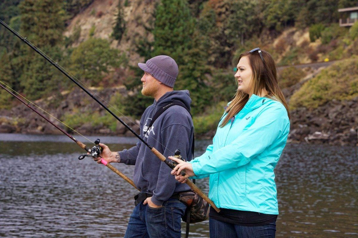 彼女と一緒に釣りに行くことについて本気で考えてみた結果【体験談】