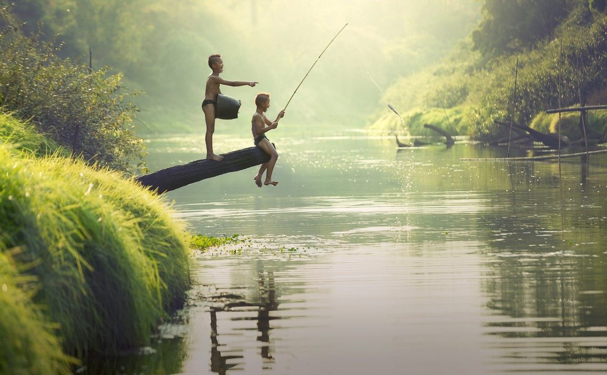 釣り上達まとめ