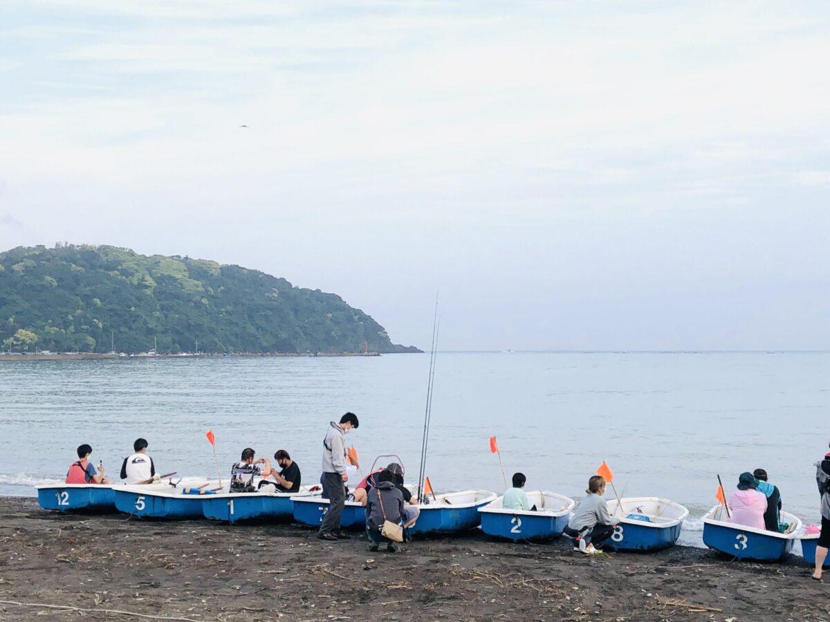 【初心者OK】手漕ぎボートで始めるオフショアの釣り