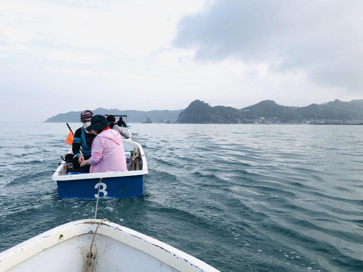 手漕ぎボート釣りのメリット・デメリット