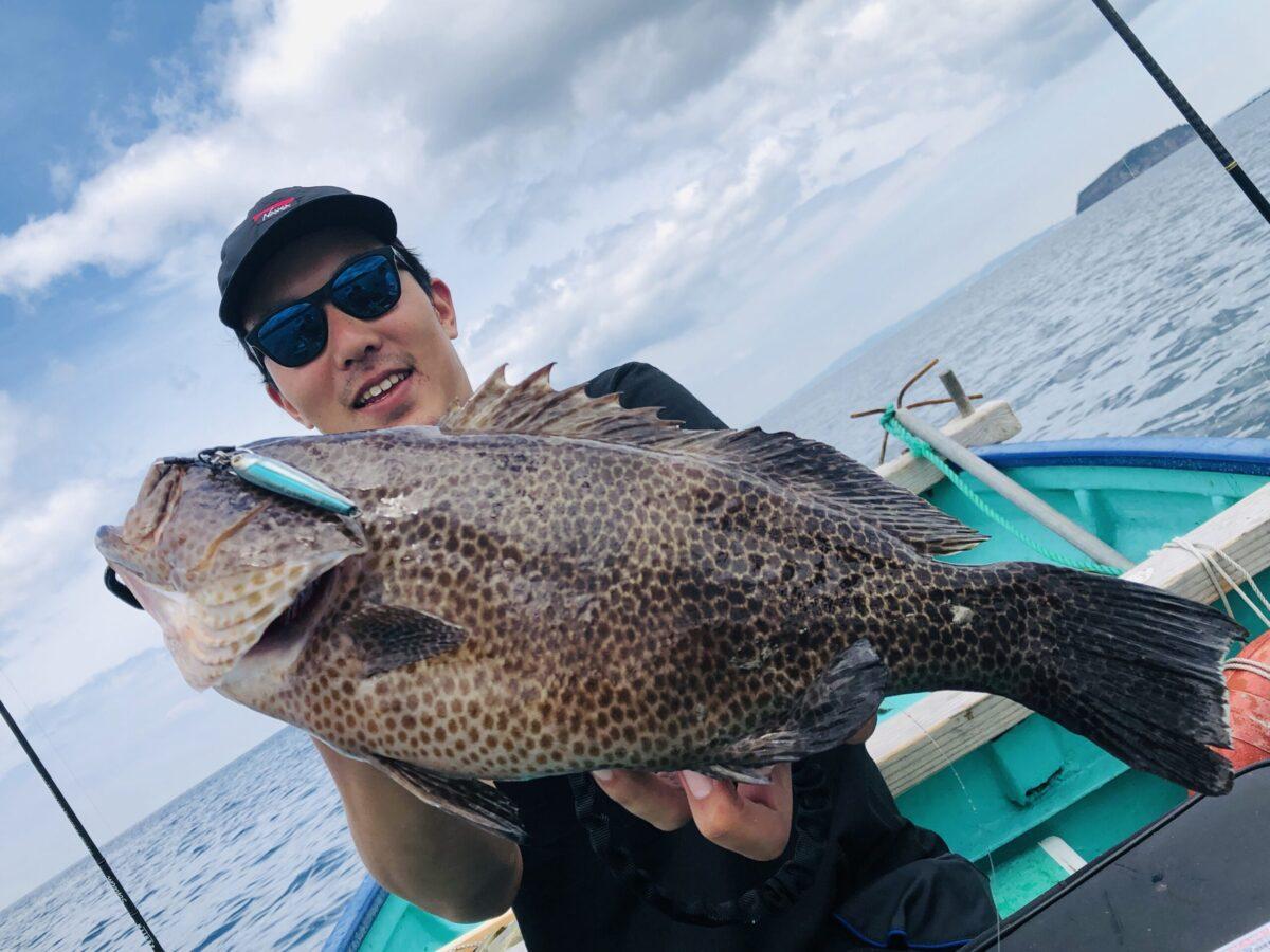 【レンタルボートでの釣り方①】釣り物&釣り方を決める