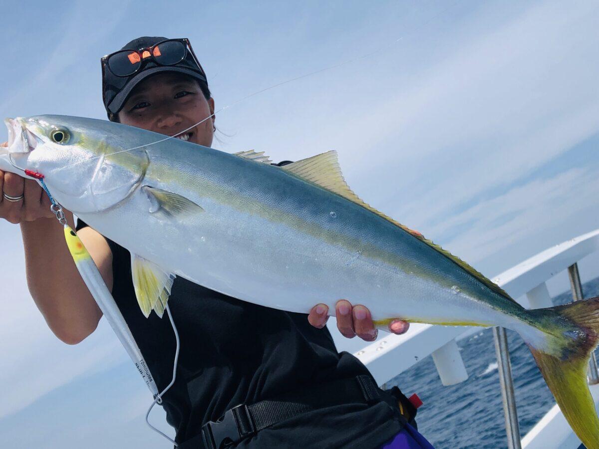 【青物ファイト】魚をバラす3つの理由とその原因